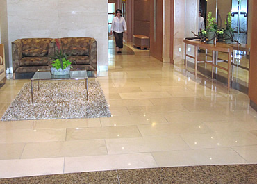 Metropol Canada Marble Restoration by Marble Restoration Services Ltd.